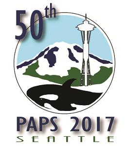PAPS 50th Meeting Logo